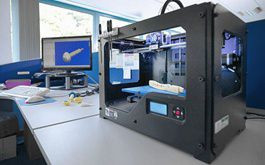 3D Printer of Professional LED Lights Manufacturer BriteGears