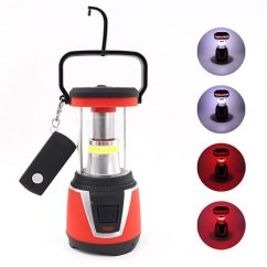 LED Lights Manufacturer, LED Lantern, Remote Control Lantern, Detachable Camping Lights BG-C012 with 4 Modes