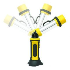 LED Lights Manufacturer, LED Work Light, Rechargeable LED Work Light, Mechanic Light BG-W003 Flexible Body