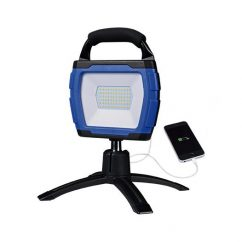 LED Lights Manufacturer, Specialized LED Work Light, Waterproof Flood Light, Rechargeable Work Lights Portable BG-W091 Powerbank
