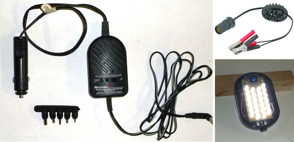 Step 5-1 DIY Your Own LED Trouble Light 12V Corded Under $16 (Guide Included)
