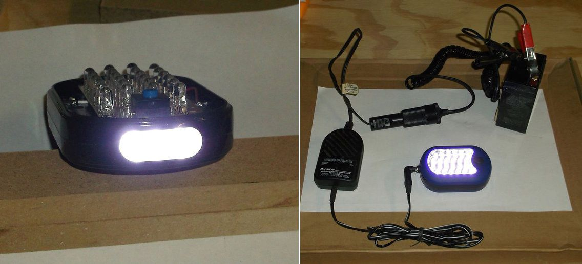 Step 5-2 DIY Your Own LED Trouble Light 12V Corded Under $16 (Guide Included)