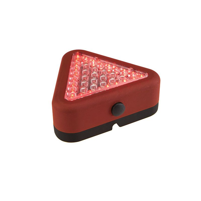 Emergency 39 LED Triangle Worklight - Harbor Freight Work Light
