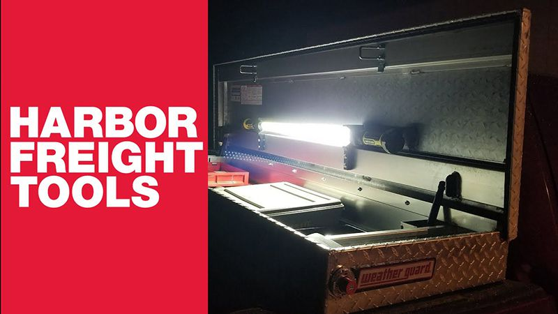 Harbor Freight Work Light: The Complete List (2019 Update)